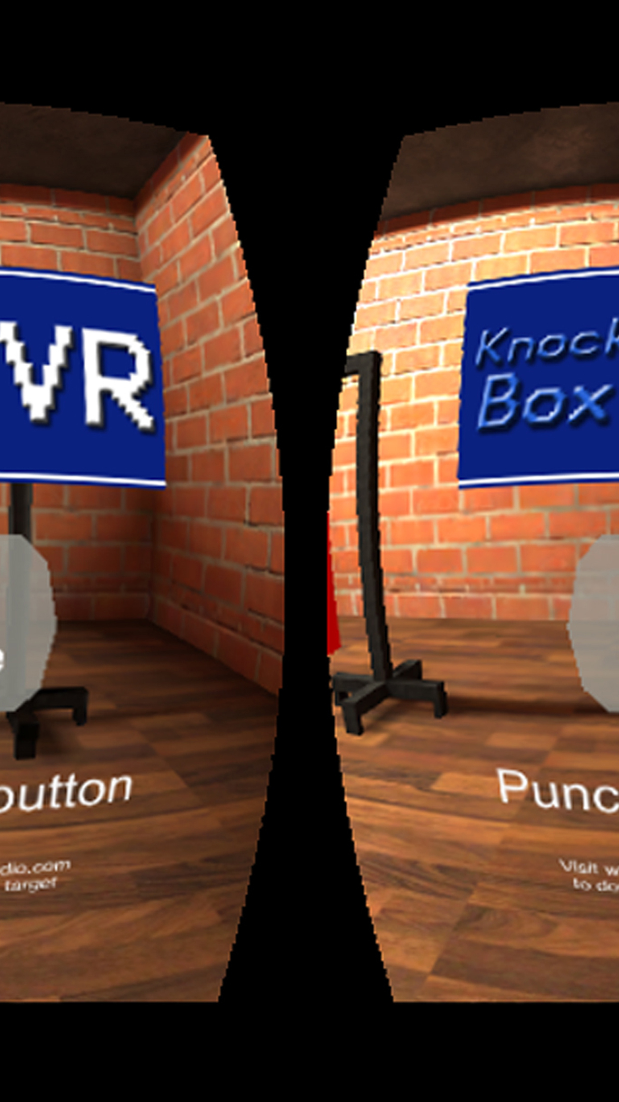 Screenshot 2: Knockout Boxing VR