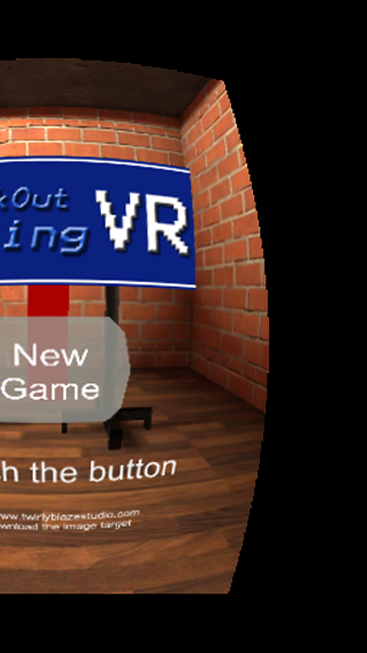 Screenshot 3: Knockout Boxing VR