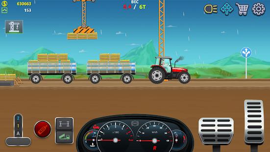 Screenshot 6: Trucker Real Wheels