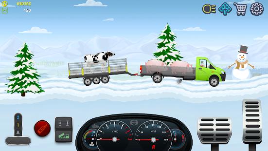 Screenshot 7: Trucker Real Wheels