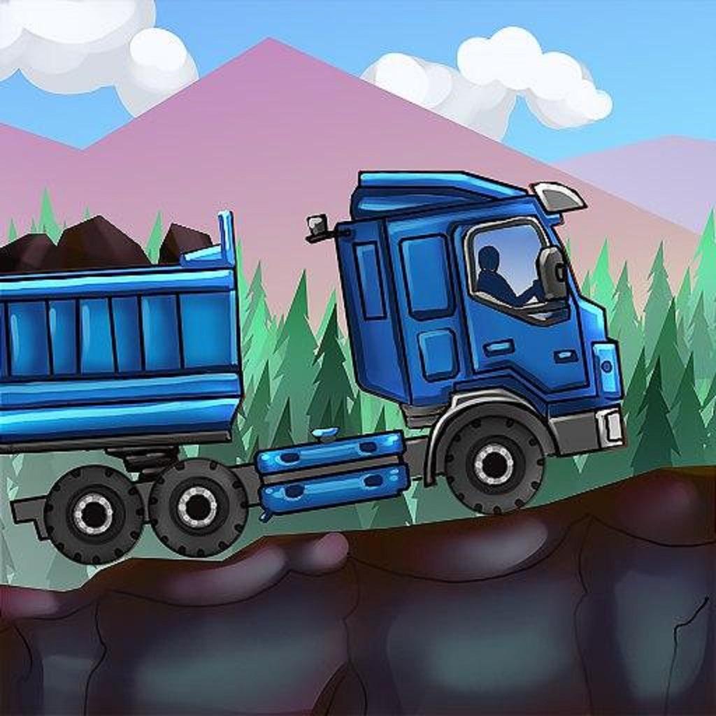Icon: Trucker Real Wheels