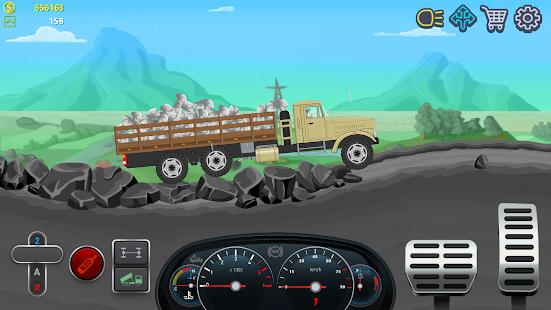 Screenshot 4: Trucker Real Wheels