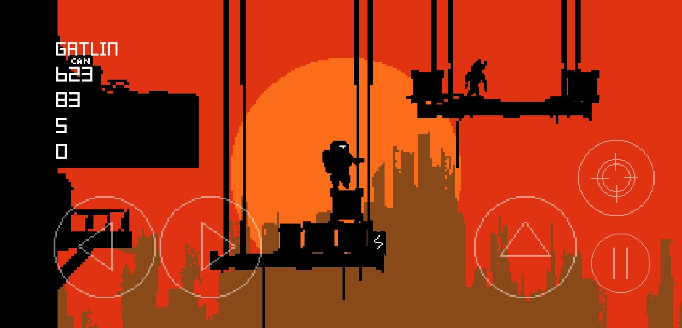 Screenshot 11: Sunset Hardcore