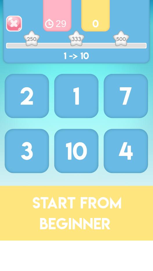 Screenshot 4: Speedy Math - Increase your IQ with fun puzzle