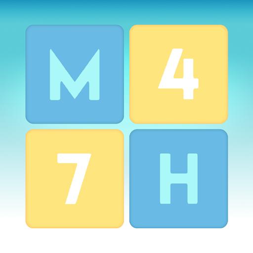 Icon: Speedy Math - Increase your IQ with fun puzzle