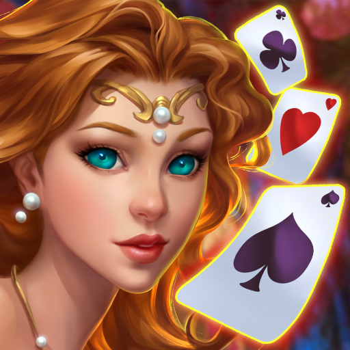 Icon: Solitaire Magic Story Offline Cards Adventure
