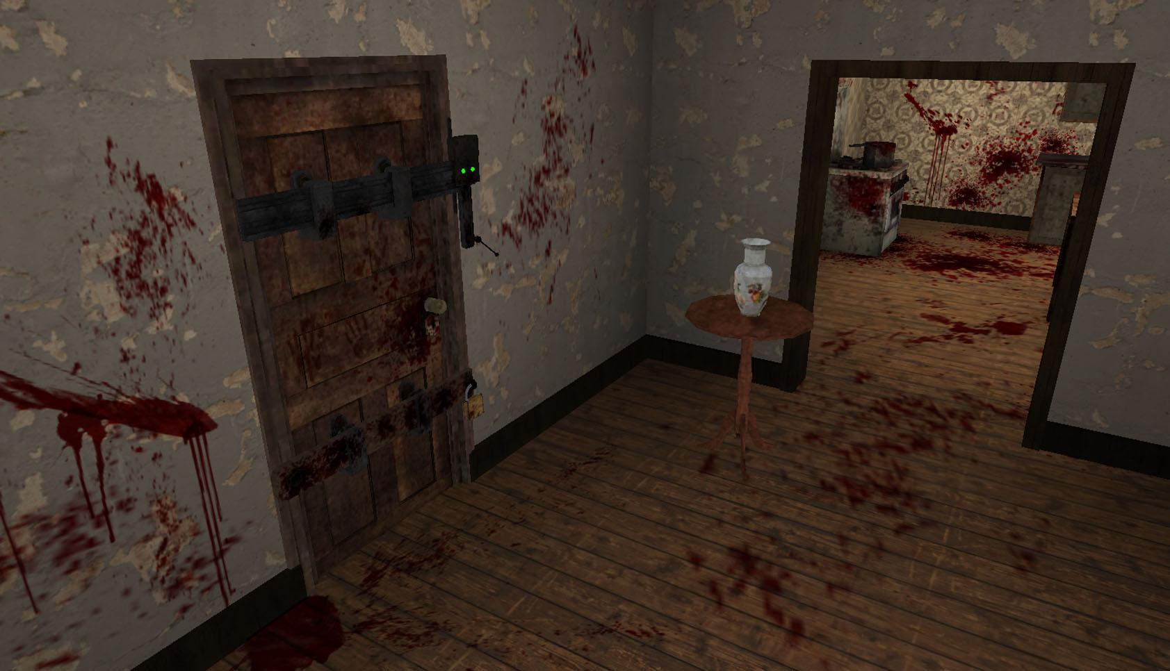 Screenshot 2: HeadHorse: 공포 게임