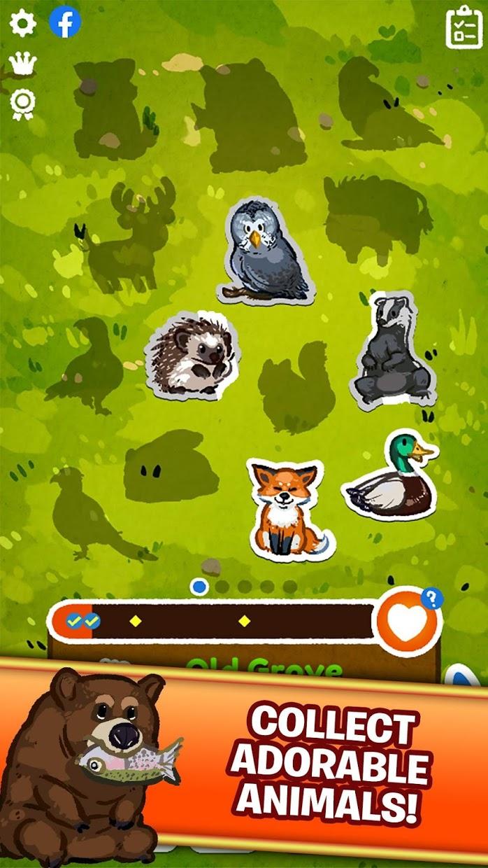 Screenshot 4: Pocket Forest: Animal Camp