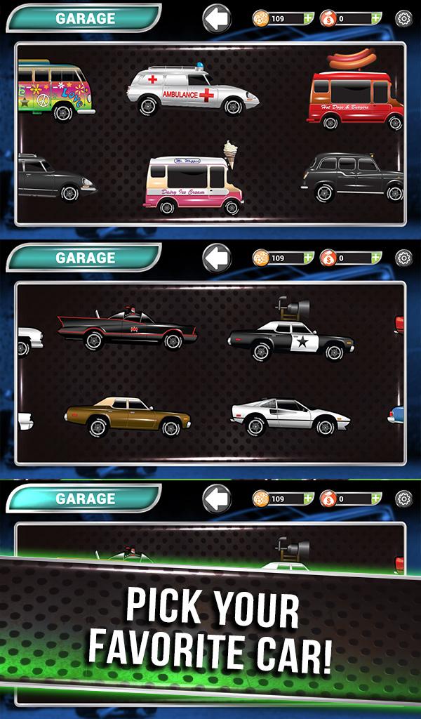Screenshot 4: Crash Cars