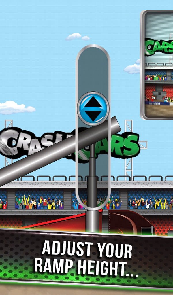 Screenshot 1: Crash Cars