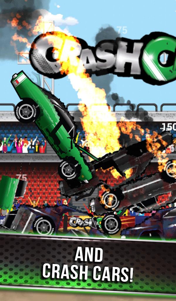 Screenshot 3: Crash Cars