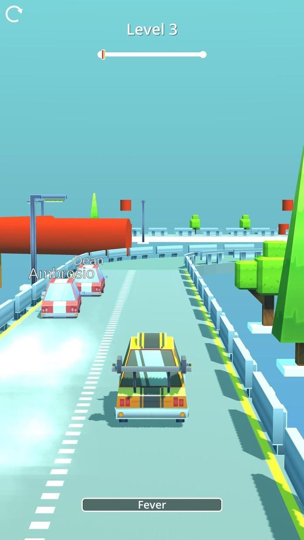 Screenshot 2: Wild races: league of cars