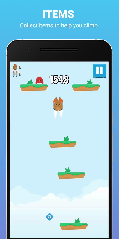Screenshot 3: Super Bunny Hop