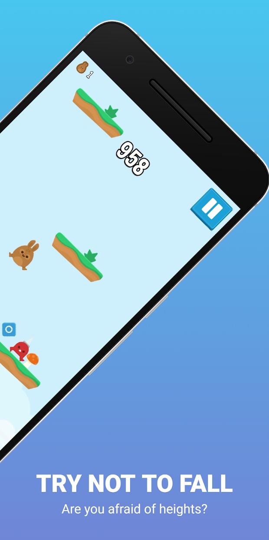 Screenshot 2: Super Bunny Hop