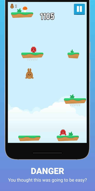 Screenshot 4: Super Bunny Hop
