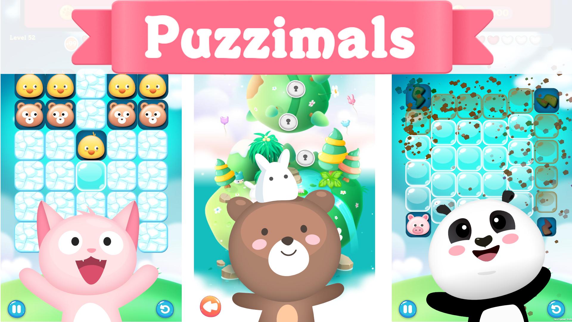 Screenshot 7: Puzzimals