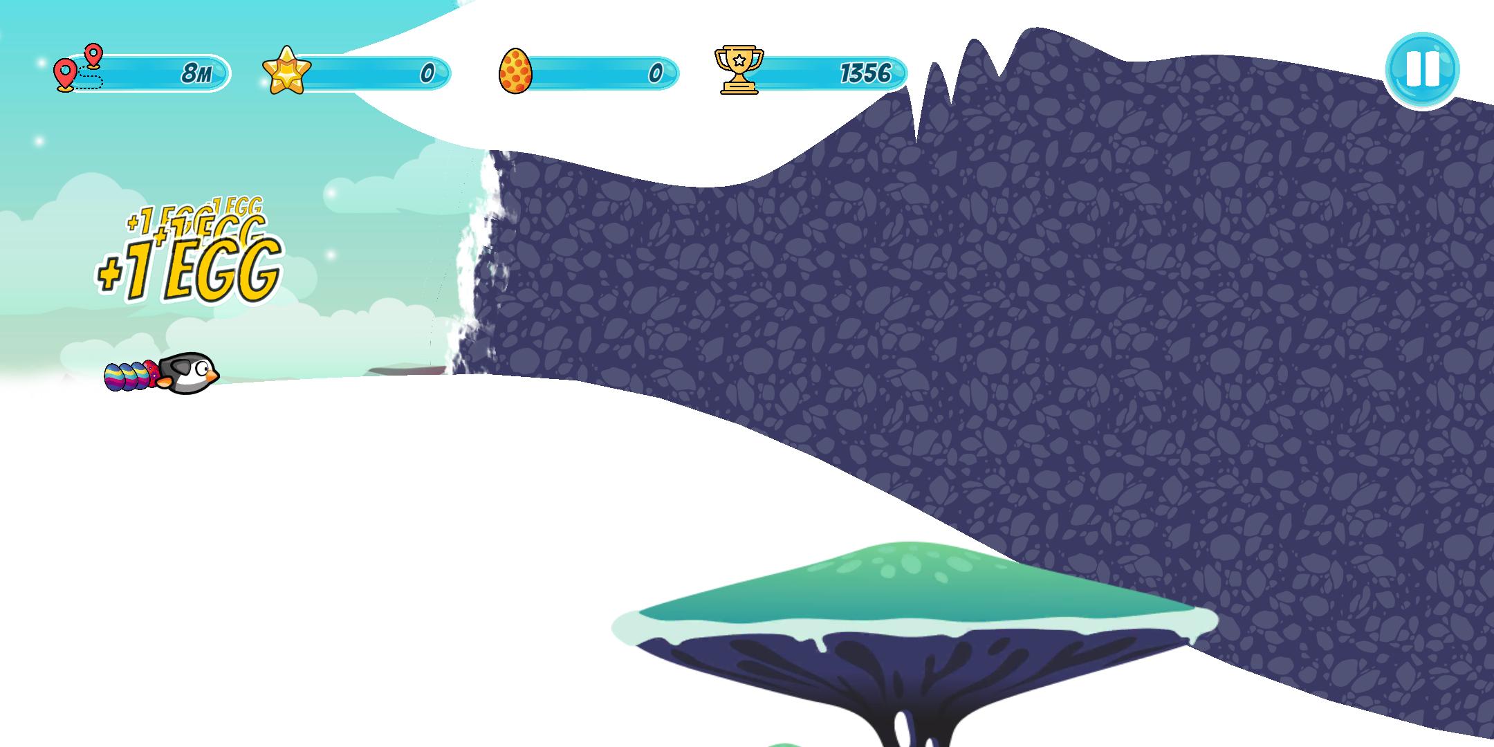 Screenshot 4: Pingo - the sliding penguin
