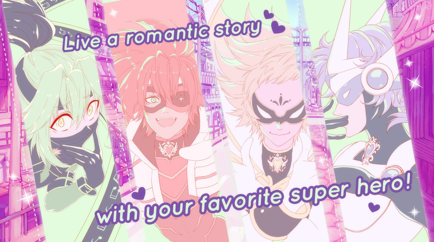 Screenshot 1: Lovely Hero