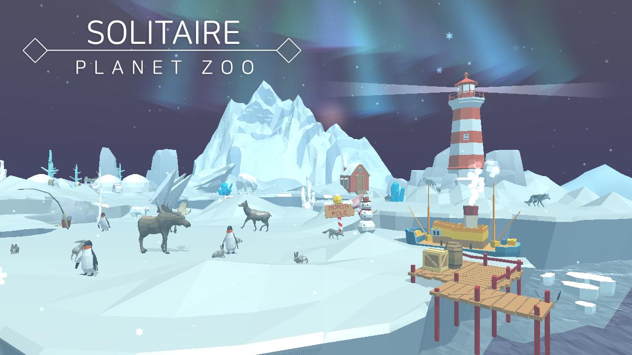 Screenshot 11: Solitaire Zoo Planet