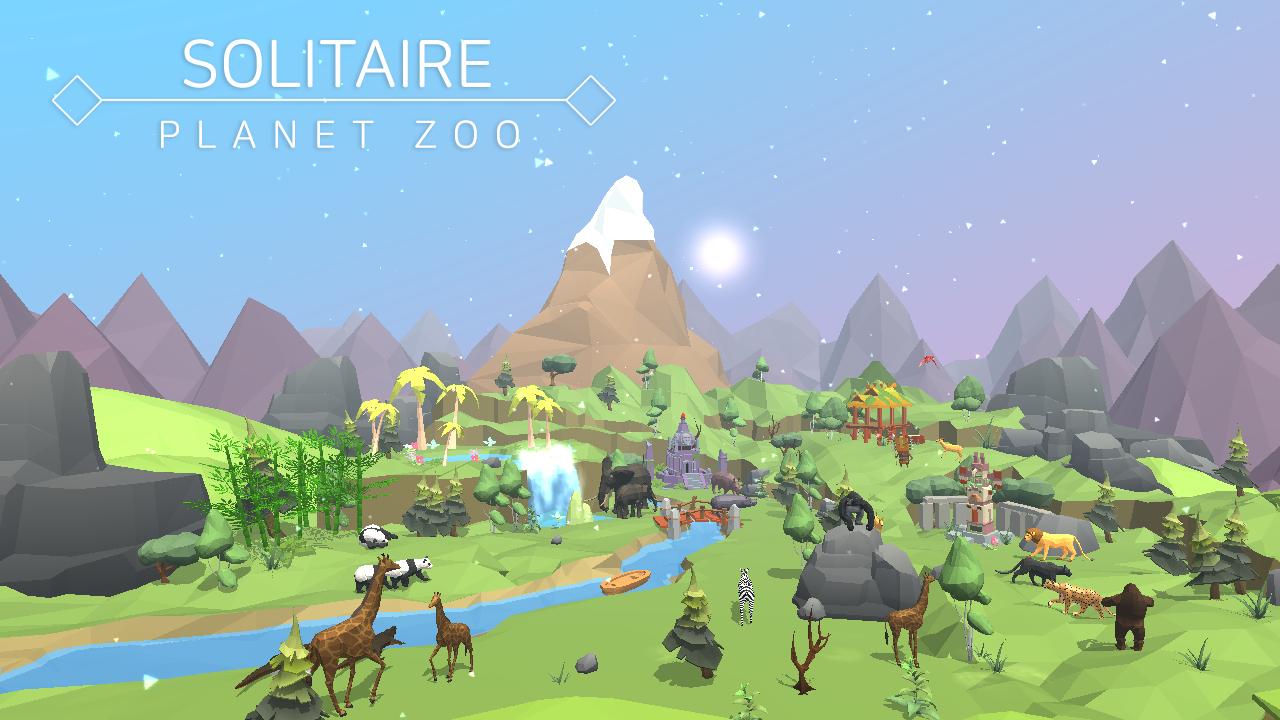 Screenshot 12: Solitaire Zoo Planet
