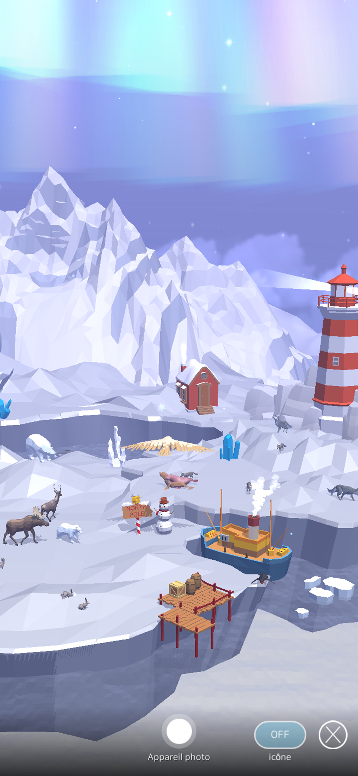 Screenshot 5: Solitaire Zoo Planet