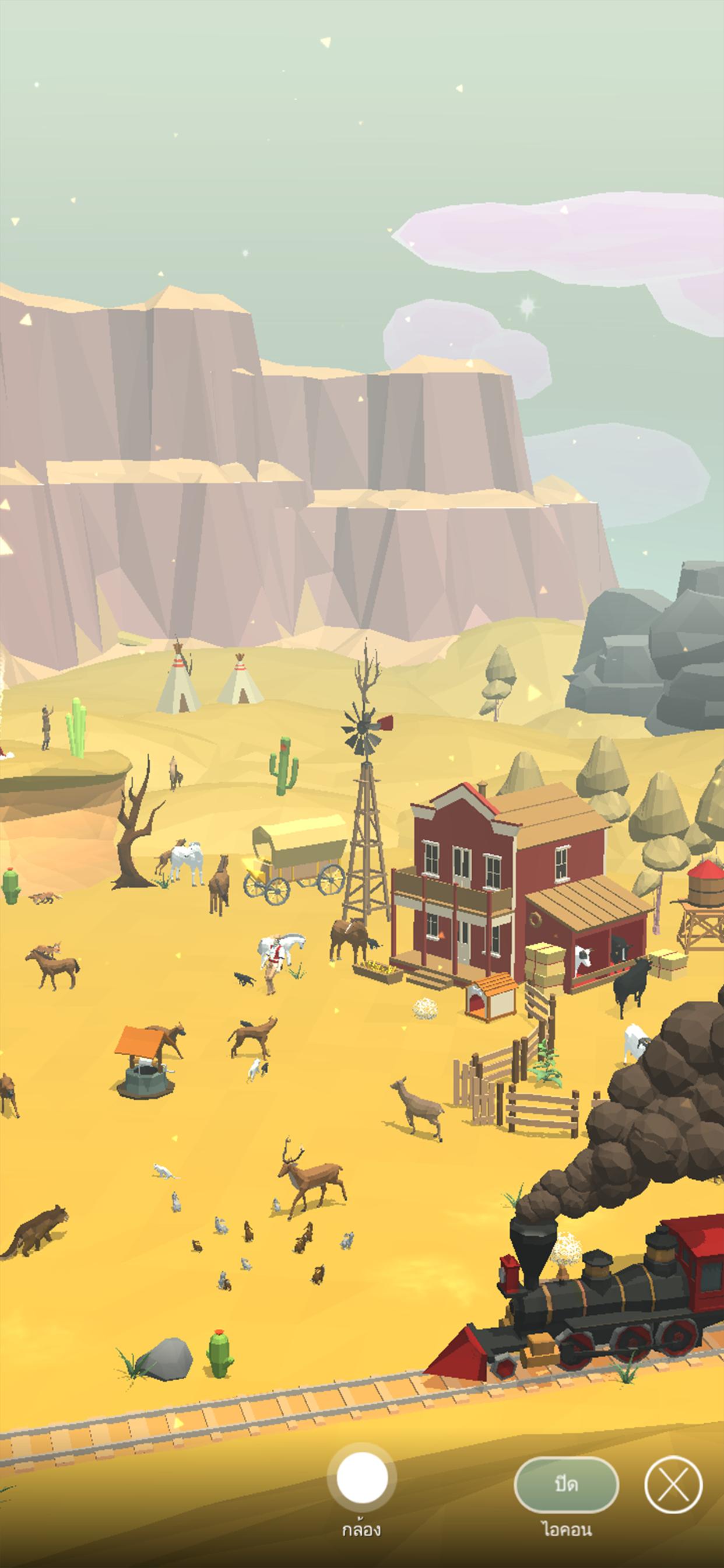 Screenshot 6: Zoo Planet ไพ่โซลิแทร์เ
