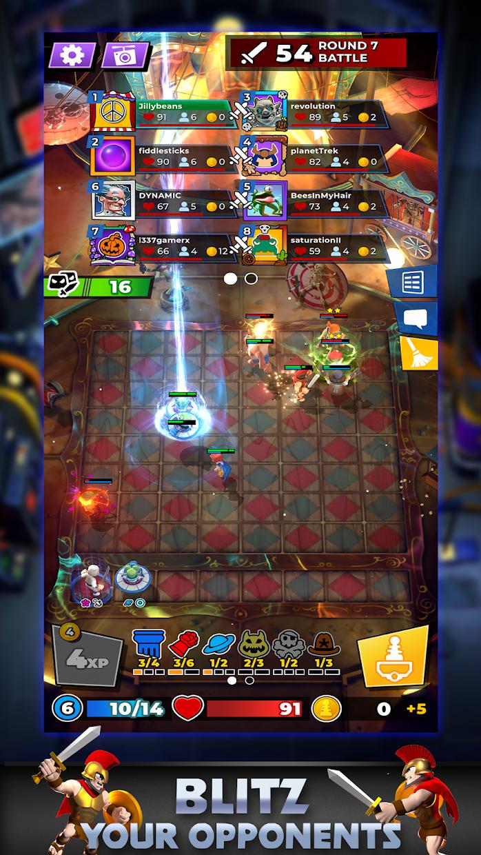 Screenshot 3: Chaos Combat Chess