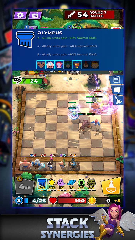 Screenshot 4: Chaos Combat Chess