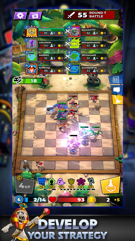 Screenshot 2: Chaos Combat Chess