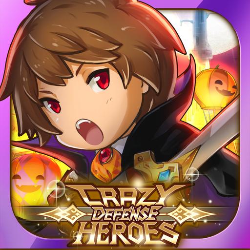 Icon: Crazy Defense Heroes