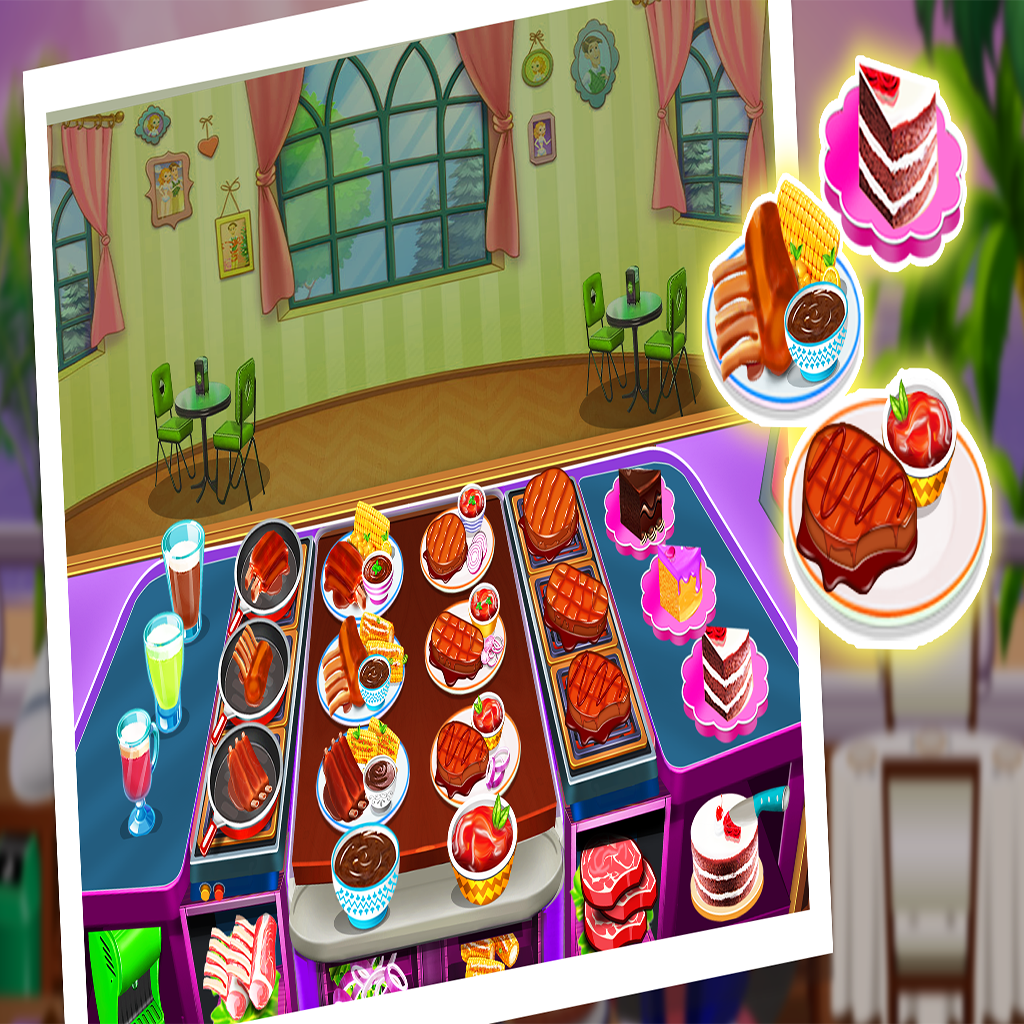 Screenshot 3: Cooking Adventure