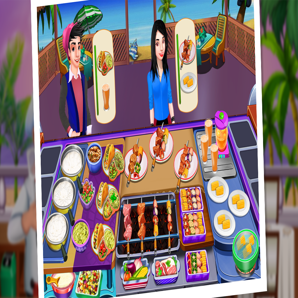 Screenshot 4: Cooking Adventure