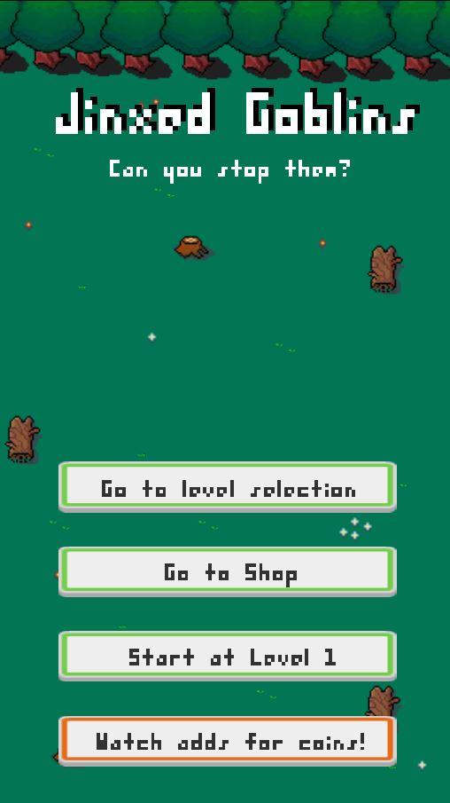 Screenshot 1: Jinxed Goblins