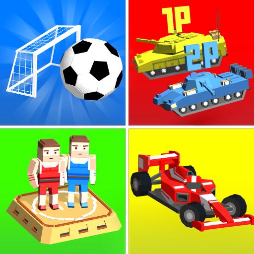Icon: Cubic 2 3 4 Jogos de Jogador