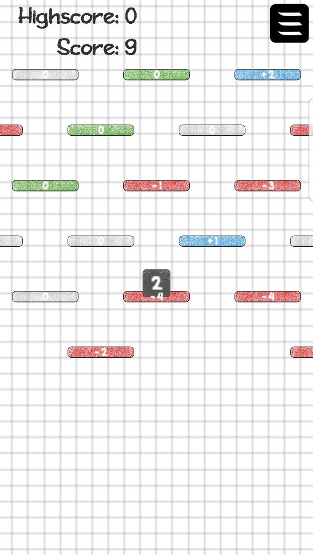 Screenshot 3: Math Jump