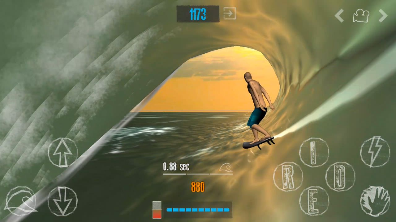 The Journey - Surfing Game by YouRiding