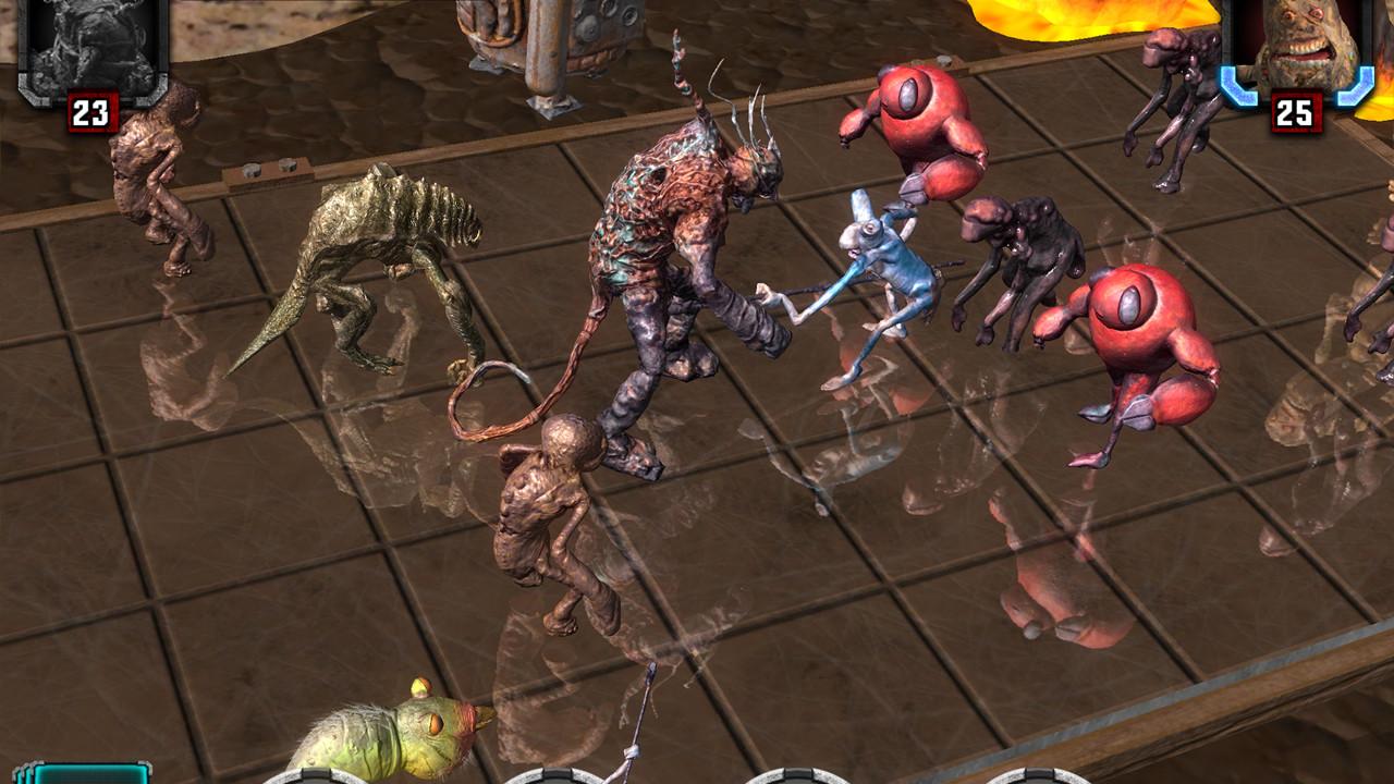 HoloGrid: Monster Battle