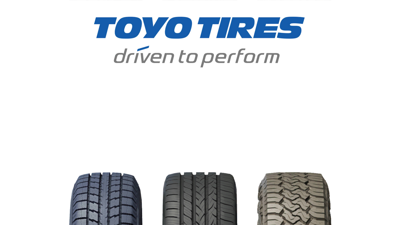 Toyo Tire Canada Products