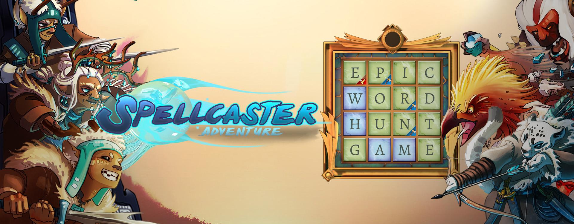 Spellcaster Adventure