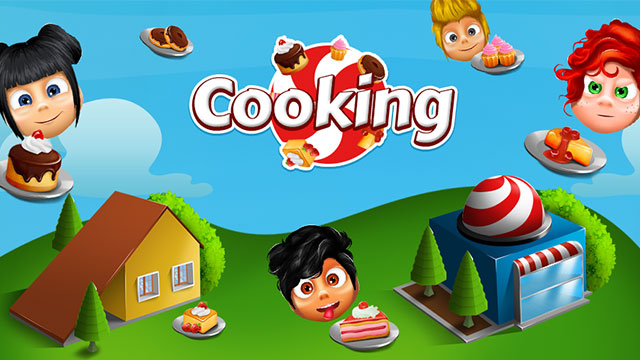 Cooking Cakes Story