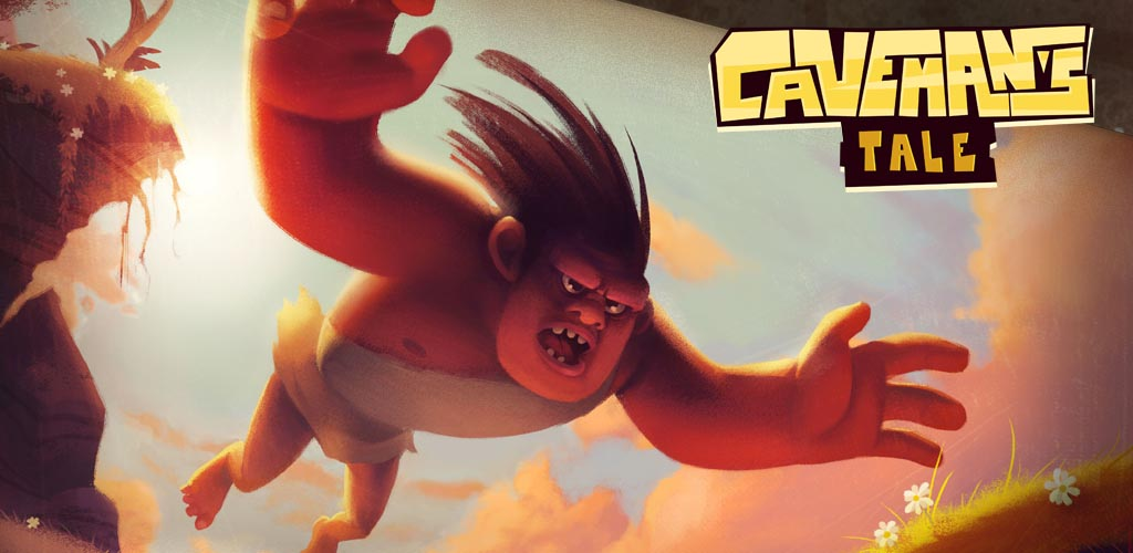 CAVEMAN'S TALE - Adventure game