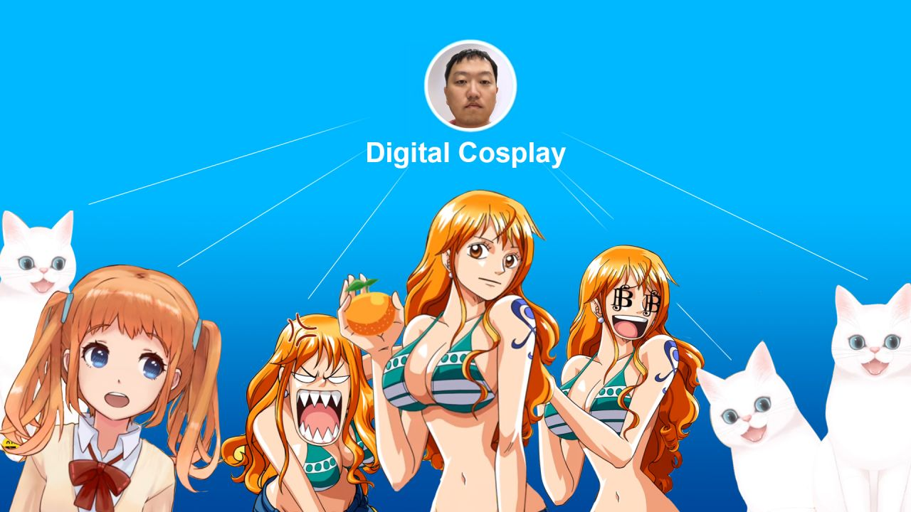 DIGITAL COSPLAY