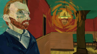 Bringing a Van Gogh Painting to VR