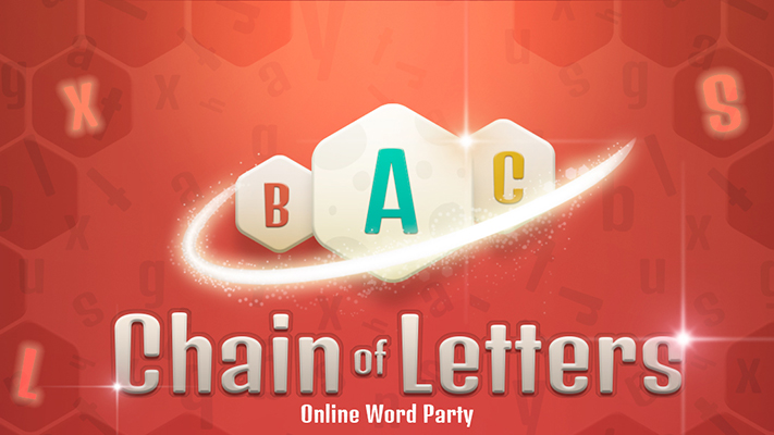 Chain of Letters - Online Word Puzzle