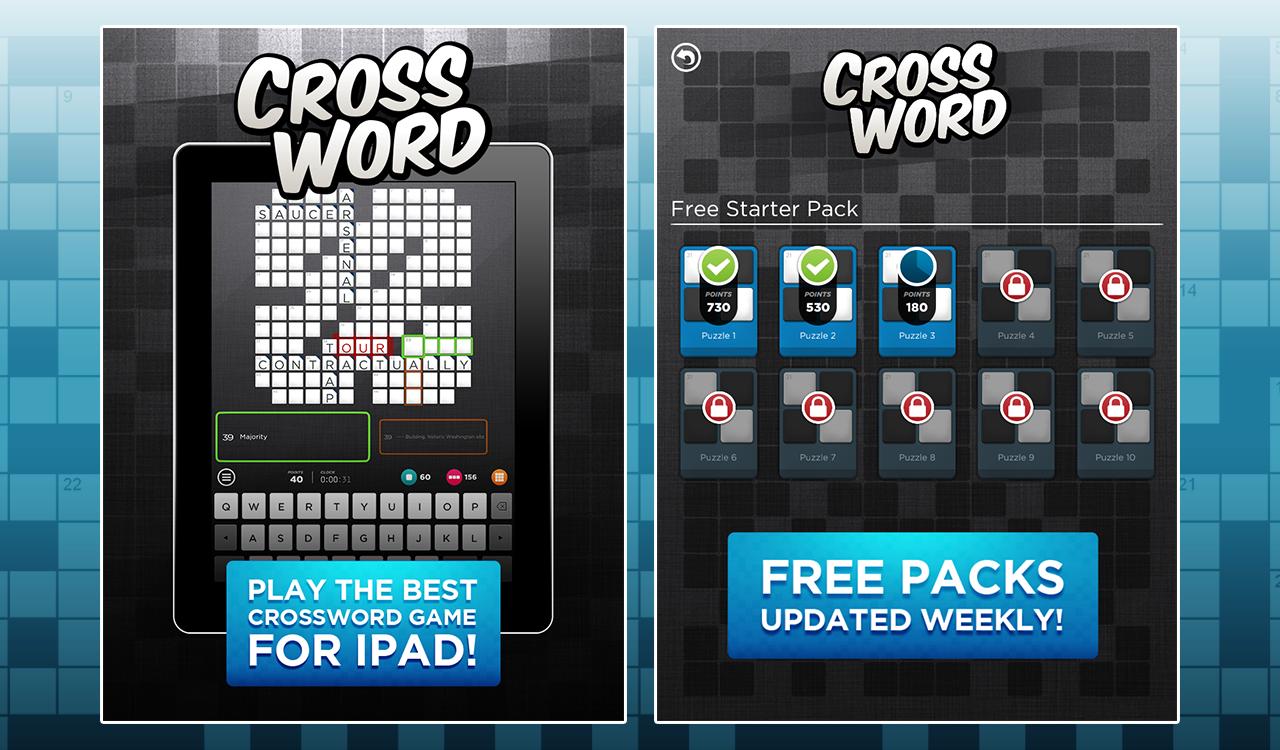 Crossword Puzzle Redstone Unity Connect