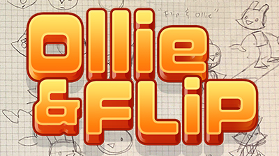 Ollie & Flip Snowboarding: Development Diary Pt. 1