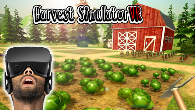 Harvest Simulator VR