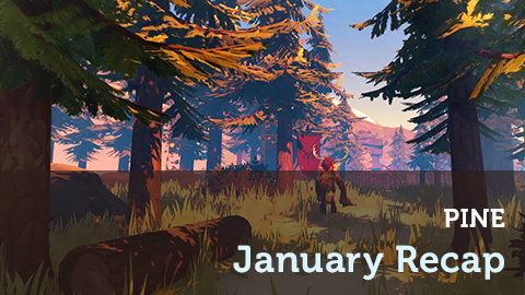Pine - January Recap: Sequencing Species