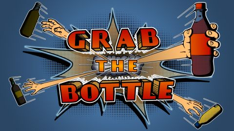 Grab the Bottle - From a simple concept to a complex game