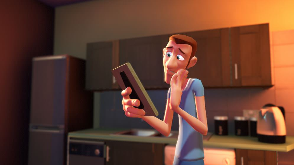 Producing Animated Short Film with Unity